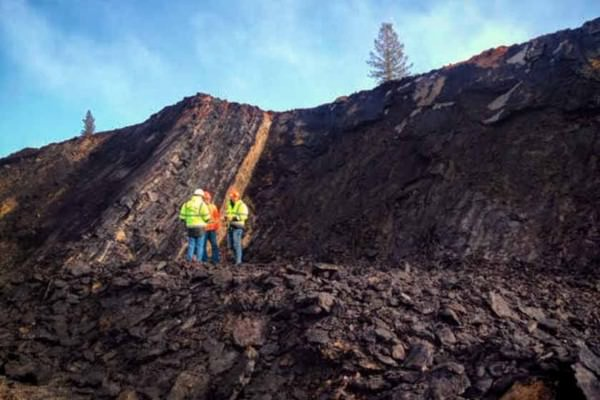 Coalmont open mine safety