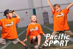 Pacific Sport Prince George Kids Playing